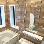 リフォーム工事(門司区T様邸浴室ユニットバスリフォーム工事完了④)内部