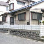エクステリア(ブロック塀改修)工事(小倉北区 M様邸 工事後②)コンクリートブロック+フェンス