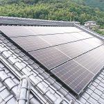 リフォーム工事 (門司区 T様邸 工事前①)太陽光発電設備工事
