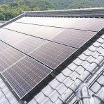 リフォーム工事 (門司区 T様邸 工事前②)太陽光発電設備工事